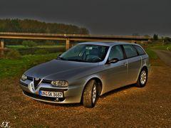 Alfa Romeo 156 2,4 JTD HDR