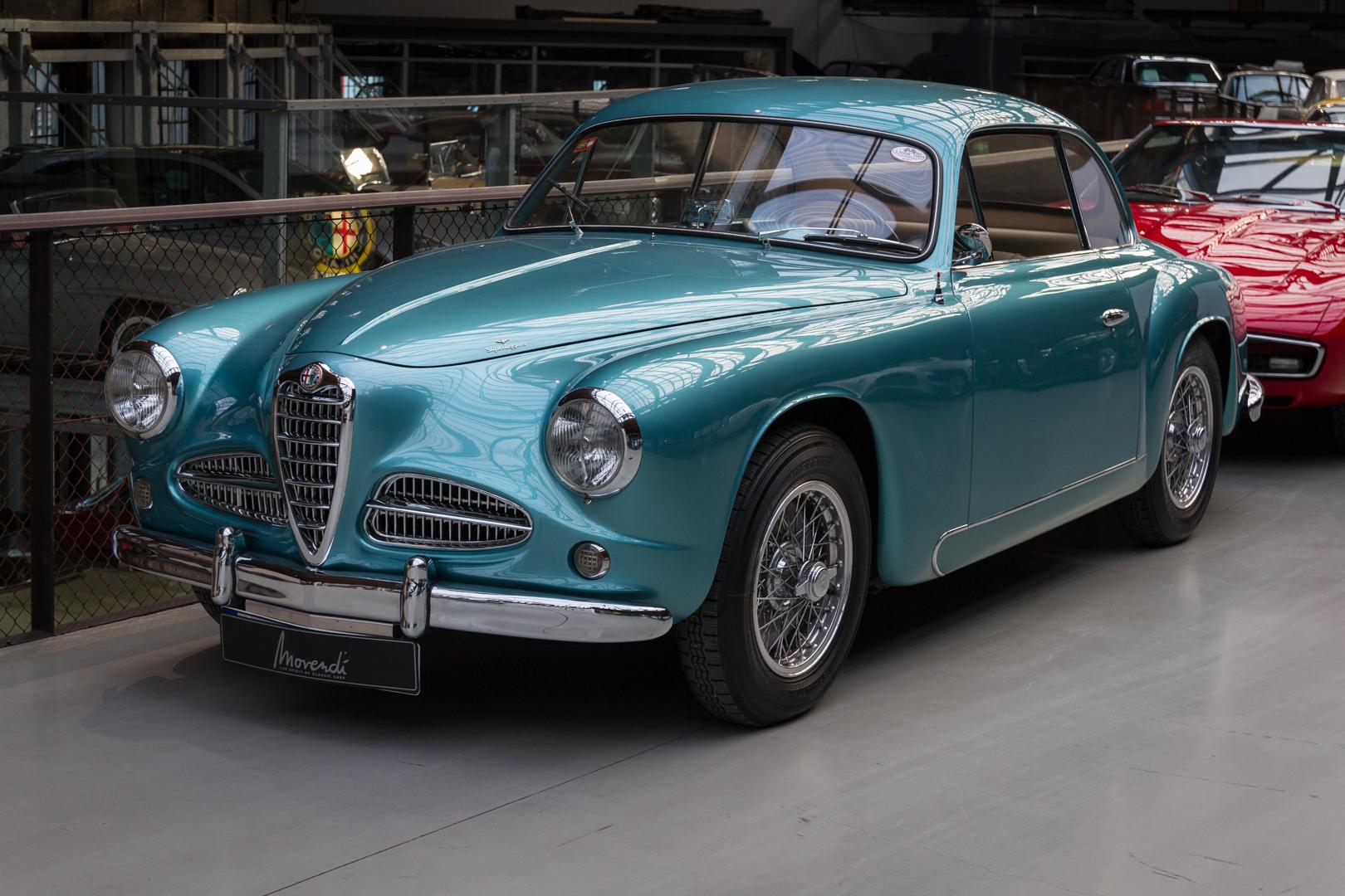 Alfa Romeo 1900 CSS Touring 1954