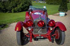 Alfa Romeo 6c 1750 Zago Italien 1930 bei Classic Cars Schwetzingen