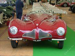 Alfa Romeo 6C 2500, Karosserie von Umberto de Mola, Bj 1939