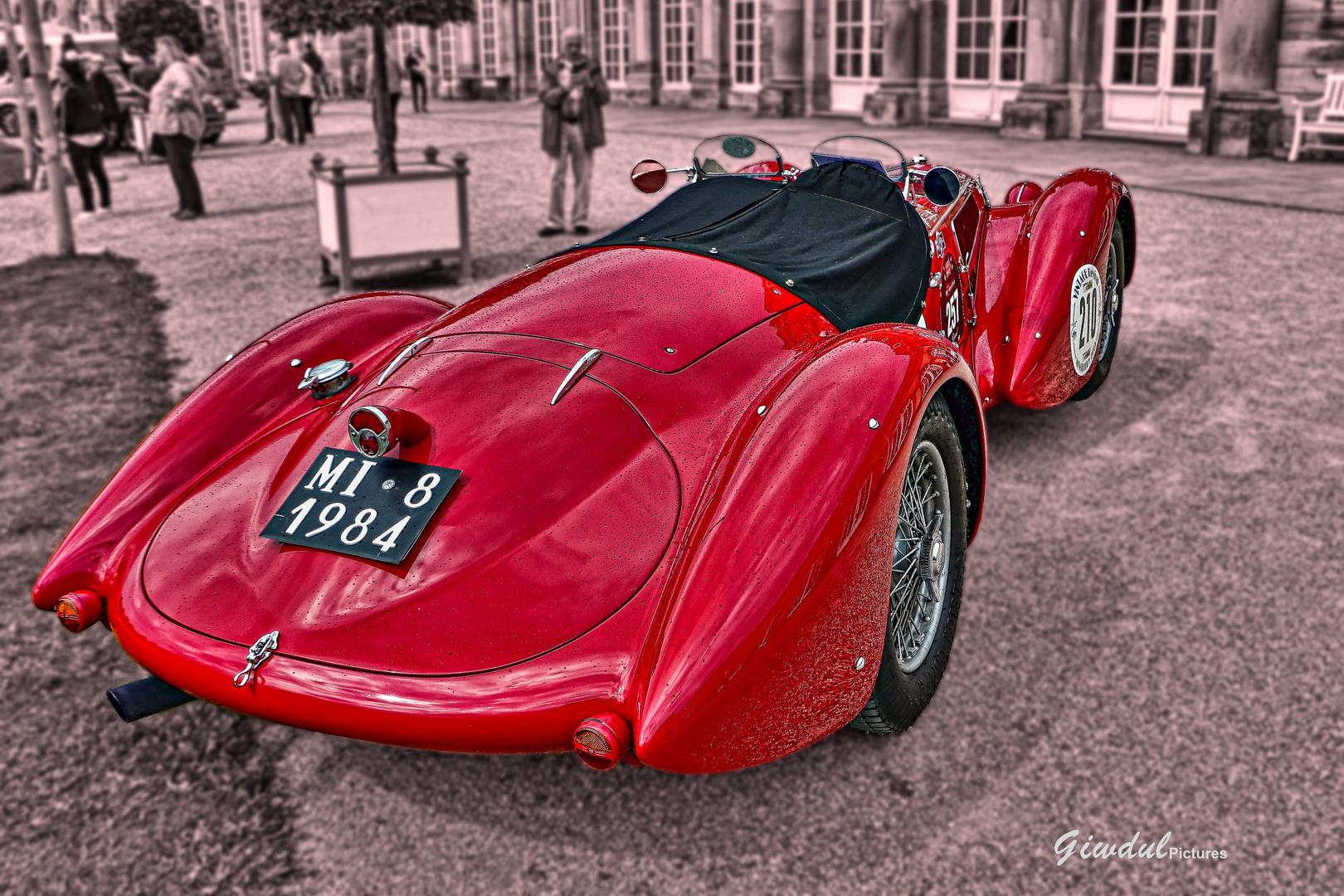 Alfa Romeo 6C 2500 ss BJ 1939 (3)