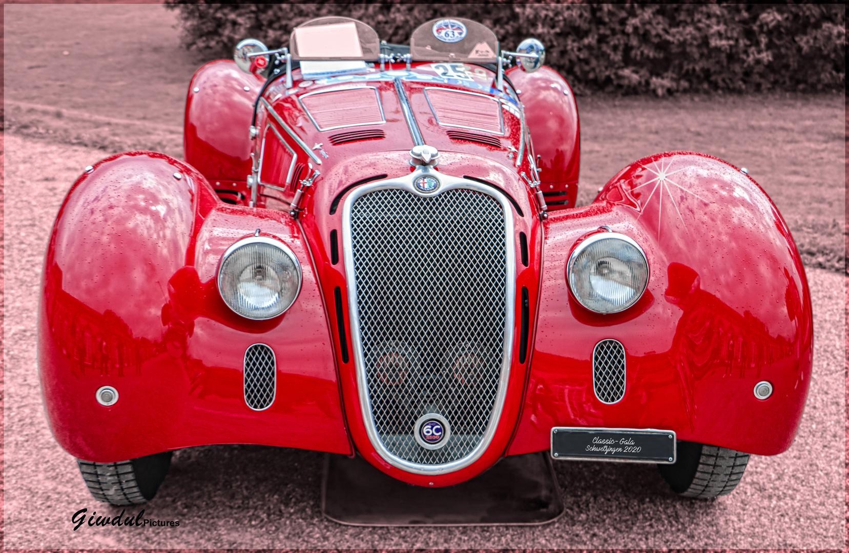 Alfa Romeo 6C 2500 ss Roadster (BJ 1939) -1
