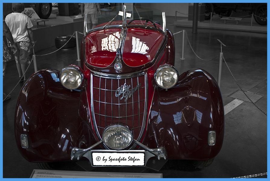 Alfa Romeo 6c Gran Sport 1750 von 1931