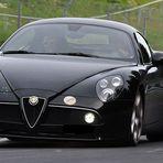 Alfa-Romeo 8 C Competizione