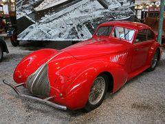 Alfa Romeo, Coach 8C 2,9A