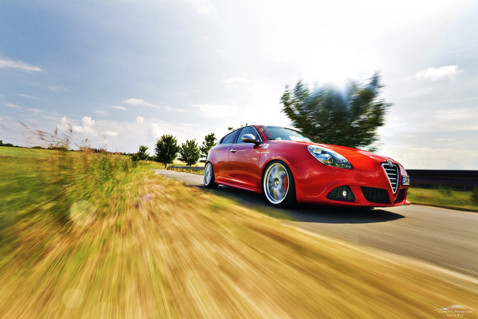 Alfa Romeo Giulietta QV Limited