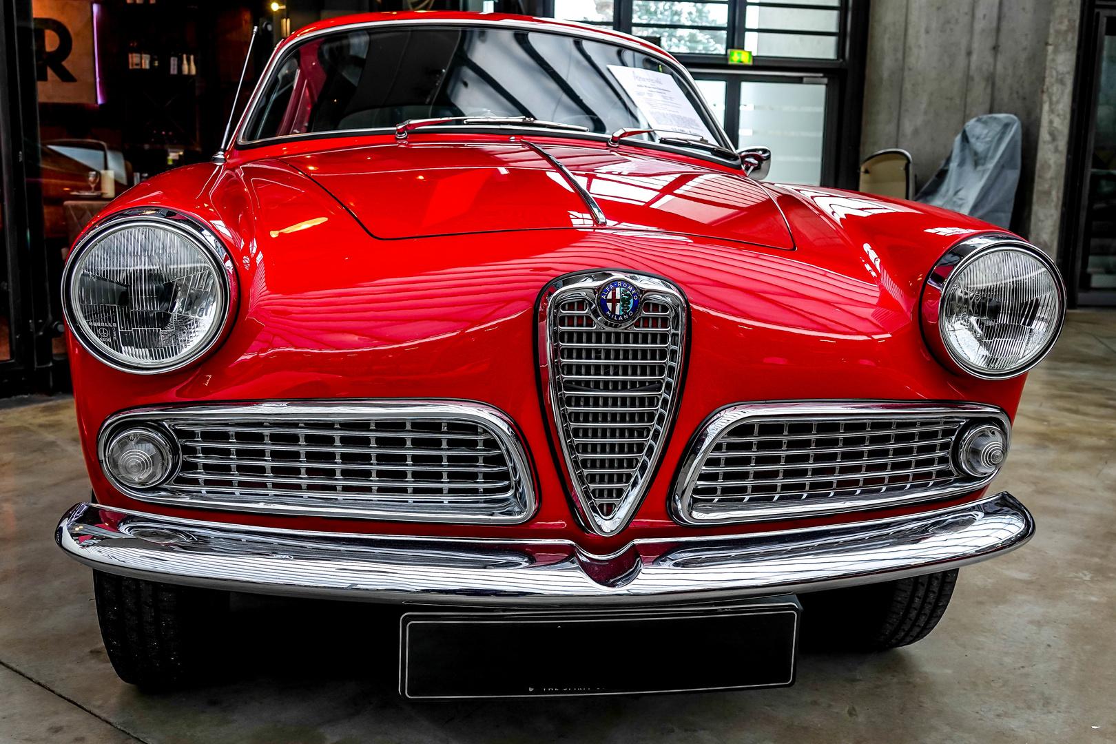 Alfa Romeo Giulietta Sprint Serie II