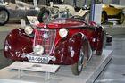 Alfa Romeo Grand Sport (im Deutschen Museum Verkehrszentrum)