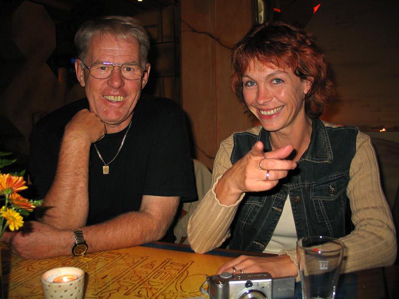 Alfred und Gabi