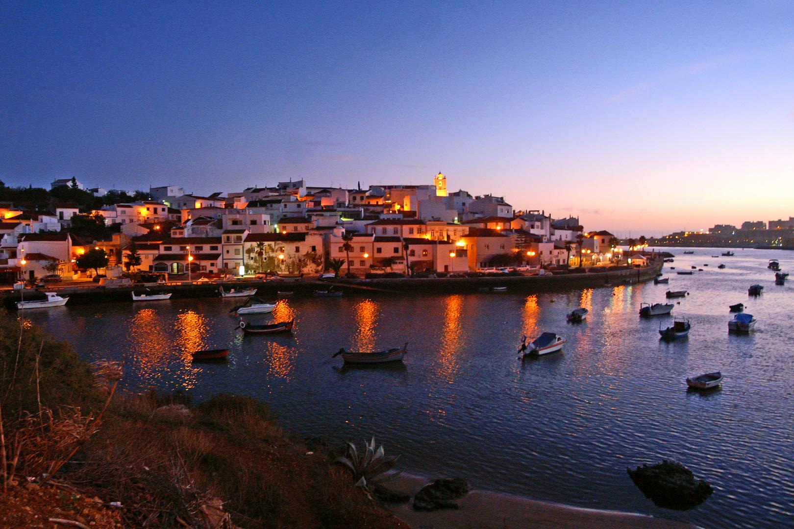 Algarve am Abend- im anderen Licht
