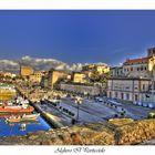 Alghero: Il porticciolo visto dai bastioni