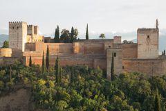 Alhambra - Alcazaba