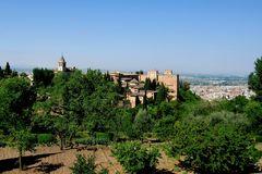 Alhambra bei Granada (I)