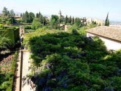 Alhambra bei Granada (II)