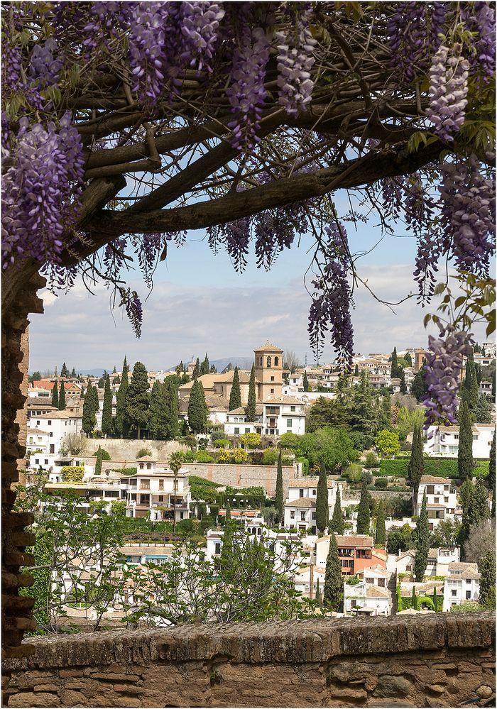Alhambra - Der Blick der Herrscher
