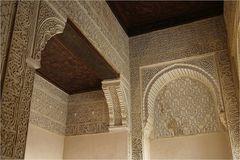 Alhambra Detail III