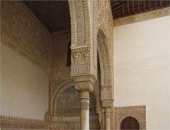 Alhambra Detail IV