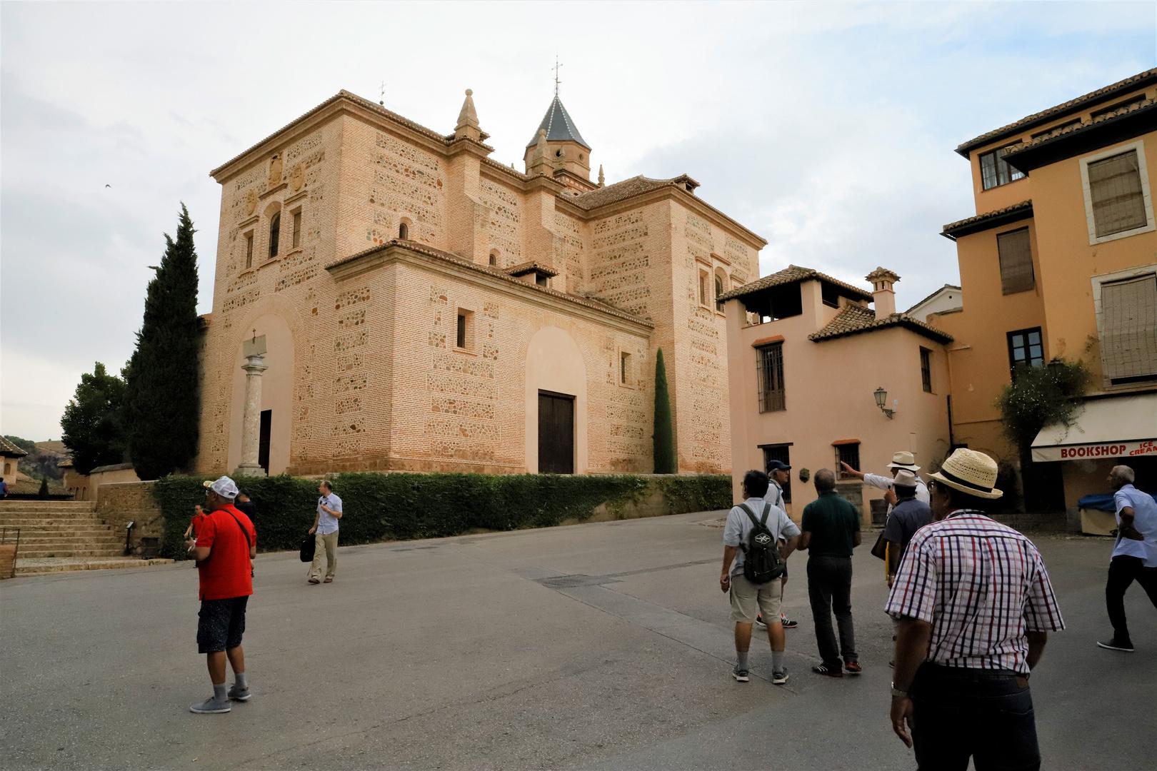 Alhambra-Granada / Spain