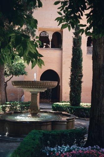 Alhambra-in the Garden of Eden