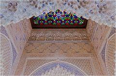 Alhambra - Islamische Kunst