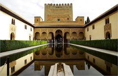 Alhambra Myrtenhof.