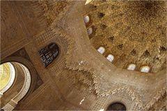 Alhambra Nasridenpalast: Dekor Sala de las dos Hermanas