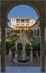 Alhambra - Placio de Generalife