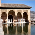 Alhambra...El Partal .