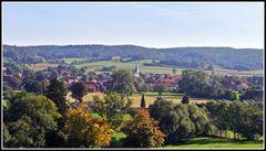 Alhausen - Geburtsort des Dichters Friedrich Wiihelm Weber