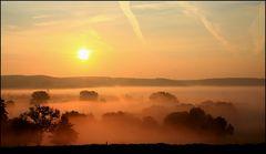 Alhausen im Morgenlicht