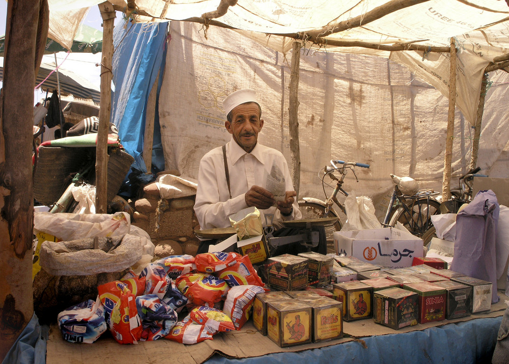 ALI BABA au marché