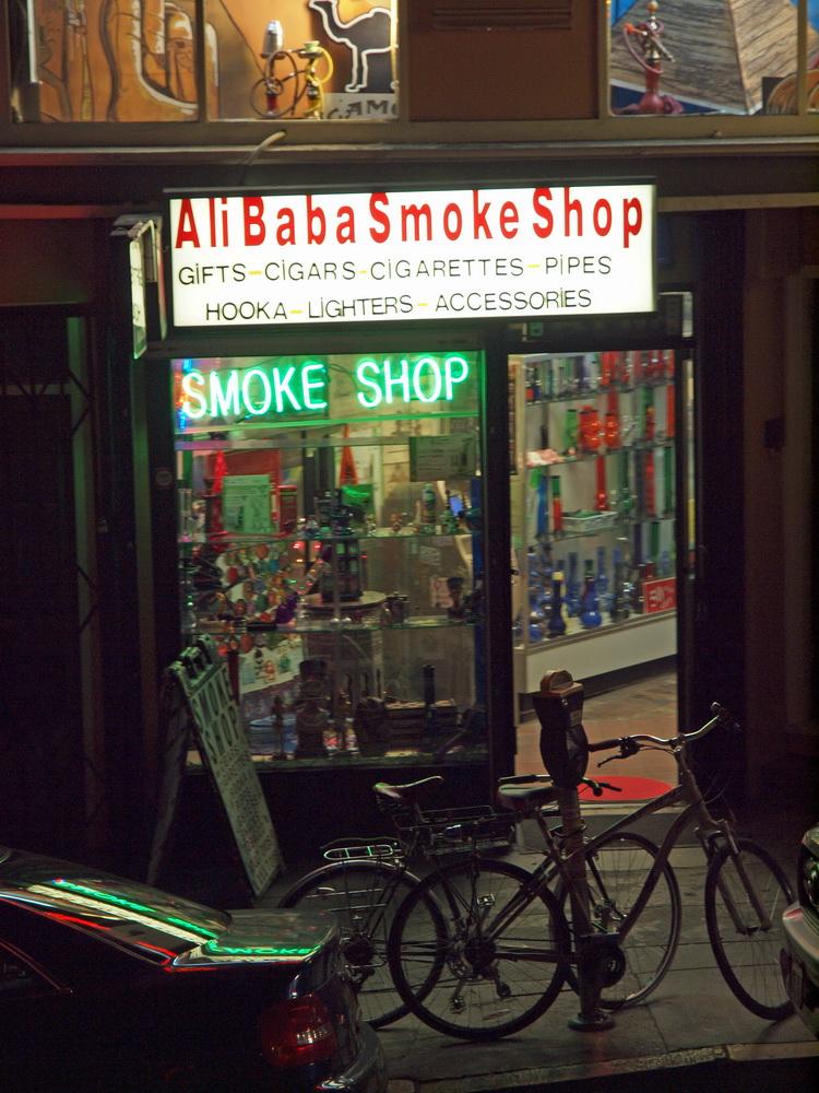 Ali Baba Smoke Shop