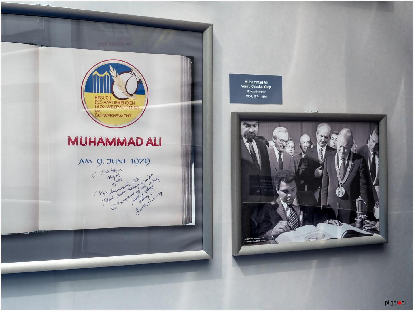 Ali war auch hier