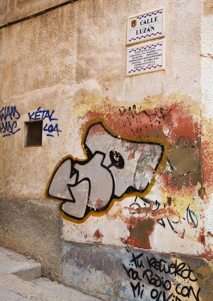 Alicante - Calle Luzan