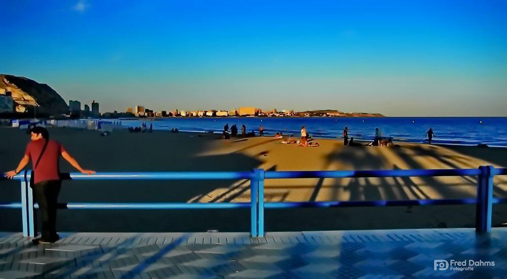 Alicante, Rhapsody in Blue