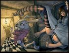 :: Alice in Wonderland - Chapter I - DOWN THE RABBIT HOLE
