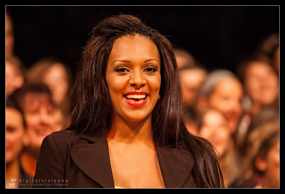 Alicia Emmi Berg, Sängerin