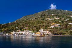 Alicudi Porto, Liparische Inseln, Sizilien