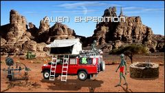 --  Alien Expedition --