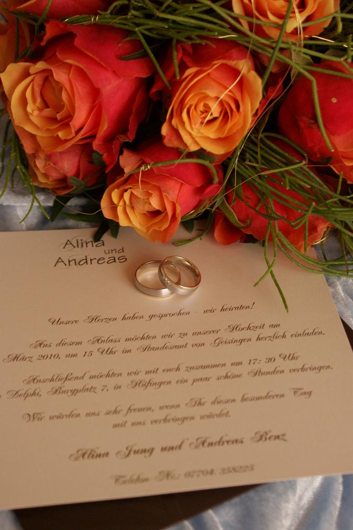 Alina und Andreas II