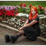 Alina und die Blumen