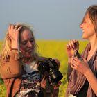 Alina und Johanna