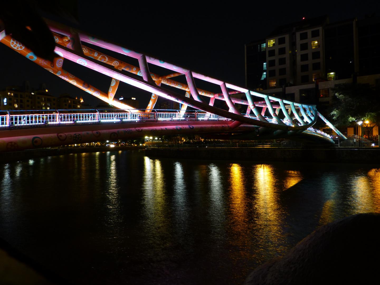 Alkaff Bridge / Singapore River