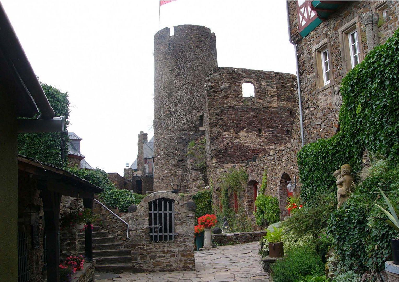 Alken - Burg Thurant
