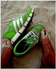 all i like - my adidas - warmer sand - haut