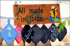 All made in Ibiza