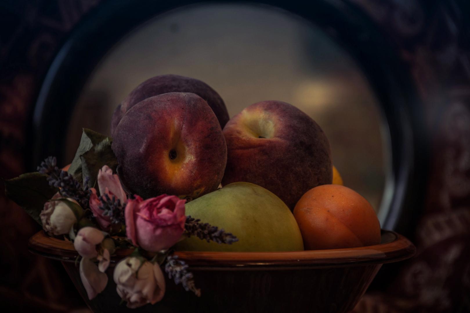 ...alla frutta..