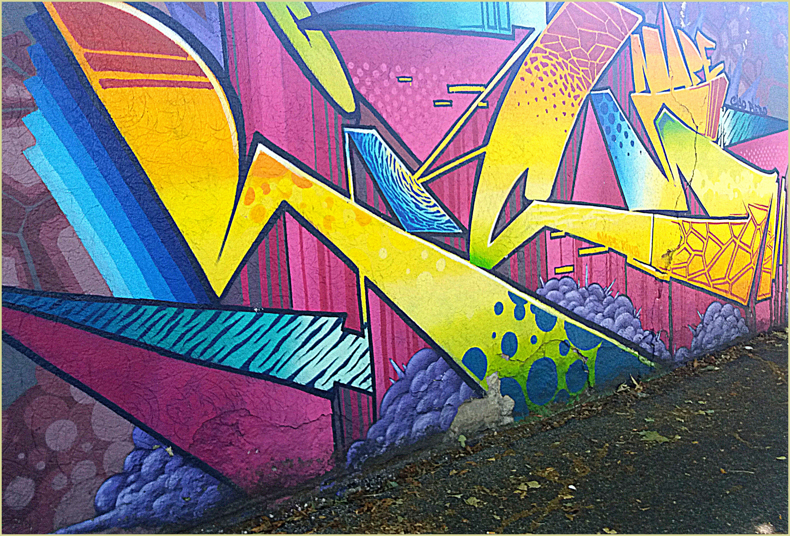 Alla ricerca di murales!....