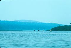 Allagash Wilderness Waterway 14 Tage im Fluß