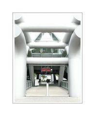 alle Eingänge/Ausgänge sind noch offen (Wuppertal-Eberfeld)